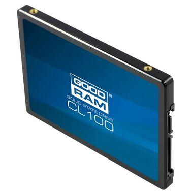 Накопитель SSD 120Gb GoodRam CL100 SATA3 2.5'' (SSDPR-CL100-120)