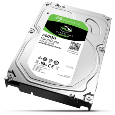 "Жесткий диск 3.5"" 500Gb SATA-III Seagate Barracuda ST500DM009 (7200rpm) 32Mb"