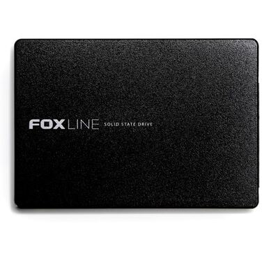 Накопитель SSD 120GB FoxLine FLSSD120X6SE 3D MLC,15nm