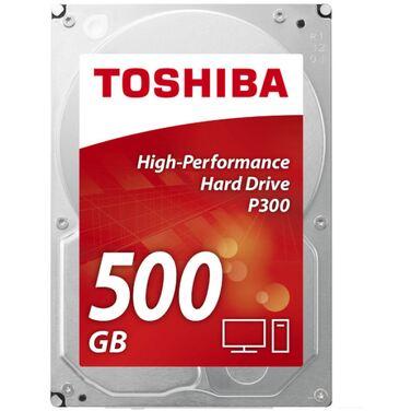 "Жесткий диск 3.5"" 500Gb SATA-III Toshiba HDWD105UZSVA P300 (7200rpm) 64Mb"