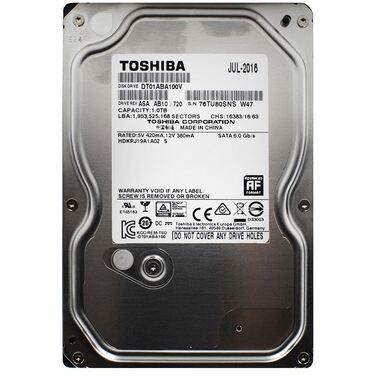 "Жесткий диск 3.5"" 1Tb SATA-III Toshiba DT01ABA100V 5700rpm 6Gb/s 32Мb"