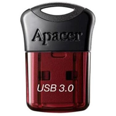 Память Flash Drive 8Gb Apacer AH157 Red USB3.1 Gen 1 (AP8GAH157R-1)
