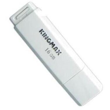 Память Flash Drive 16GB Kingmax U-Drive White USB2.0