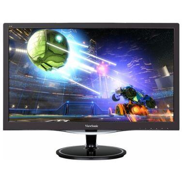 "Монитор 23.6"" ViewSonic VX2457-MHD черный TN LED 16:9 HDMI M/M матовая 300cd 170гр/160гр 1920x1080)"