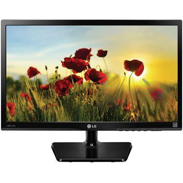 """Монитор 23.8"""" LG 24MP47HQ-P черный IPS LED 5ms 16:9"""