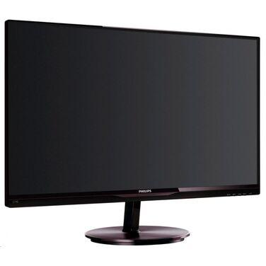 """Монитор 27"""" Philips 274E5QSB (00/01) Black AH- IPS LED 16:9 DVI 20M:1 250cd"""