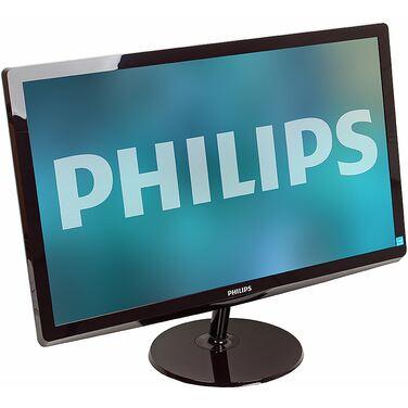 """Монитор 23.6"""" Philips 247E6QDAD Black-Cherry IPS-ADS, LED, 1920x1080, 5 ms, 178°/178°, 250 cd/m"""