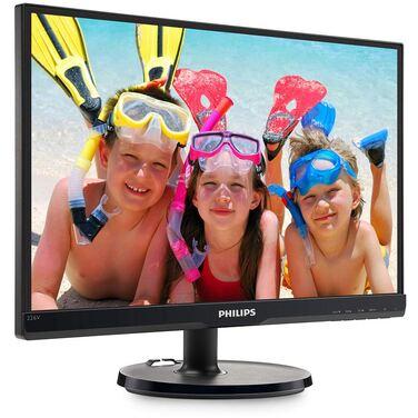 """Монитор 21.5"""" Philips 226V6QSB6/00(01) Black (AH-IPS, LED, 1920x1080, 8 ms, 178°/178°, 250 cd/m, 10M"""