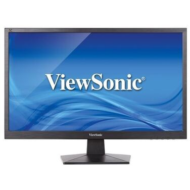 "Монитор 23.6"" ViewSonic VA2407H Black (LED, 1920x1080, 5 ms, 170°/160°, 250 cd/m, 20M:1, +HDMI)"