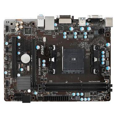 Материнская плата Soc-FM2+ MSI A68HM-P33 V2 AMD A68H mATX RTL