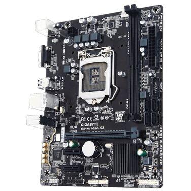 Материнская плата Soc-1151 Gigabyte GA-H110M-S2 2*DDR4/1* PCI-Ex16/2*PCI Express X1