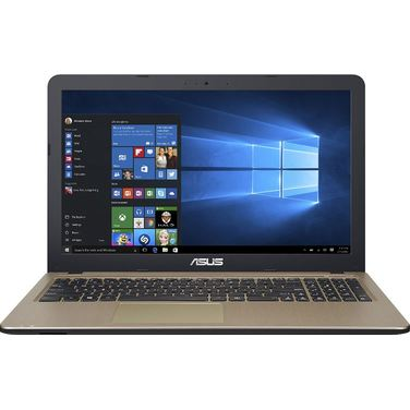 "Ноутбук Asus X541NA-GQ283T N4200/4Gb/500Gb/15.6"" HD/Intel HD/noODD/WiFi/BT/Win10 Black"