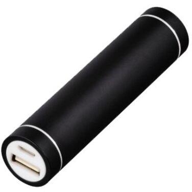 Мобильный аккумулятор Hama Stick 2600mAh, черный/белый, Li-Ion, 1A (080214)