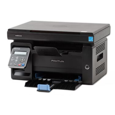 МФУ Pantum M6500 (лазерное, 22 стр/мин, 1200x1200 dpi, 128Мб RAM, лоток 150стр, USB, черный)
