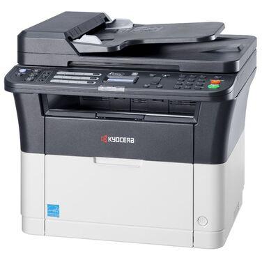 МФУ Kyocera FS-1125MFP (1102M73RU0) A4 Duplex Net 25стр копир/принтер/сканер/факс USB 2.0