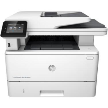МФУ HP LaserJet Pro MFP M426dw (F6W16A) A4 Duplex Net WiFi белый
