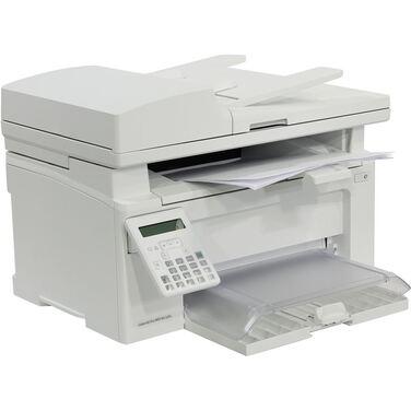 МФУ HP LaserJet Pro MFP M132fn (G3Q63A) A4 белый