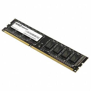 Память 8Gb DDR4 2400MHz AMD Radeon™ Performance Series Black R748G2400U2S-UO CL15, Bulk