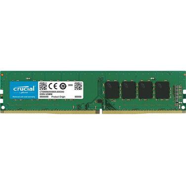 Память 8Gb DDR4 2666MHz Crucial PC4-21300 (CT8G4DFS8266)