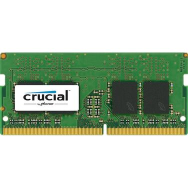 Память 4Gb DDR4 2133MHz Crucial CT4G4SFS8213 RTL PC4-17000 CL15 SODIMM 260-pin 1.2В single rank