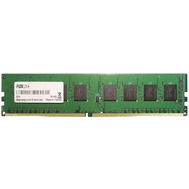 Память 8Gb DDR4 2400MHz Foxline CL 17 FL2400D4U17-8GSE