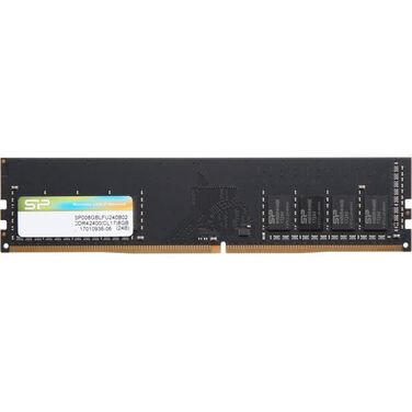 Память 8Gb DDR4 2400MHz Silicon Power SP008GBLFU240B02