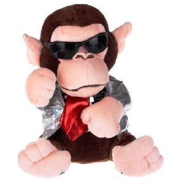 Интерактивная игрушка Neodrive DJ Шимпанзе