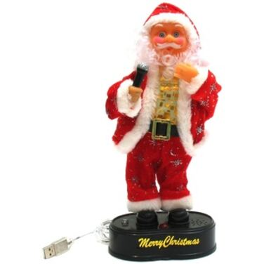 "Сувенир ""Танцующий Санта"""