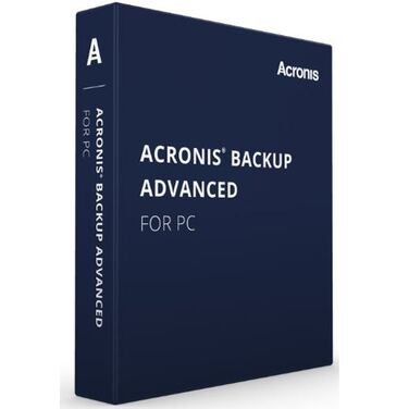 Программное обеспечение Acronis Backup for PC(v1.5) ind.AAS GESD 5-19 Users Education(PCWNLSRUE22)