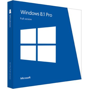 Программное обеспечение Microsoft Windows 8.1 Professional 64Bit Russian OEM (Лицензия)