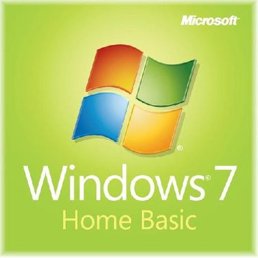 Программное обеспечение Microsoft Windows 7 Home Basic 64-bit SP1 OEM Лицензия