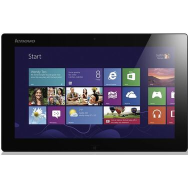 "Планшет 11.6"" Lenovo IdeaTab K3011 black/64Gb/Intel Z2760 1.5Hhz/2Gb/Windows 8/"
