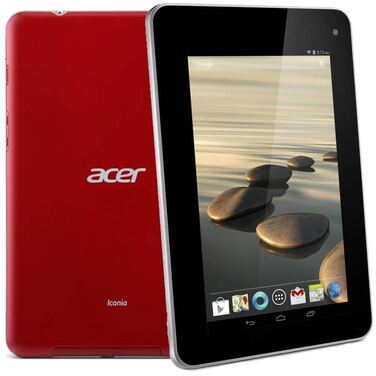 "Планшет 7"" Acer Iconia Tab B1-711-83891G00nw 8Gb Wi-Fi+3G red"