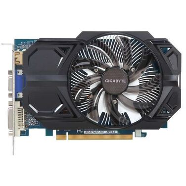 Видеокарта 2Gb Gigabyte Radeon R7 240 DDR3 GV-R724OC-2GI V2.0 RTL