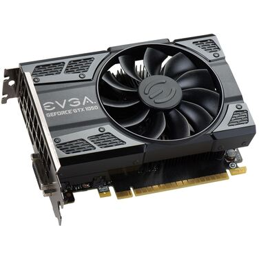 Видеокарта 4Gb EVGA GeForce GTX 1050Ti SC GAMING ACX 2.0, ,DVI-D+HDMI+DP, RTL (04G-P4-6253-KR)