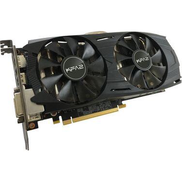 Видеокарта 6Gb KFA2 GeForce GTX 1060 EX OC, GDDR5 (60NRH7DVM6EK), RTL