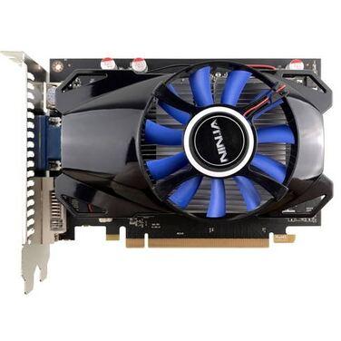 Видеокарта 2Gb Sinotex ninja Radeon R7 350, AT735NP25F DDR5, (DVI/HDMI/CRT) RTL