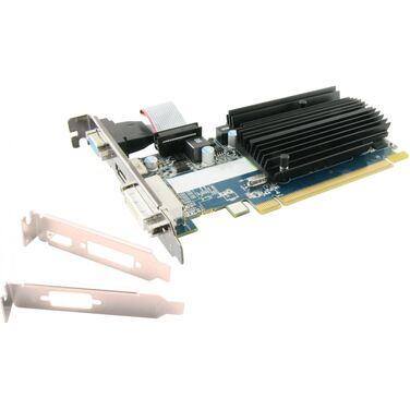 Видеокарта 1Gb PCI-E Sapphire Radeon R5 230 DDR3 D-Sub+DVI+HDMI PCI-E (11233-01-20G) RTL