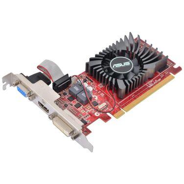 Видеокарта 2Gb Asus Radeon R7 240 R7240-2GD3-L 128b/ DDR3/ 730/1800 DVI/HDMI/CRT/HDCP RTL