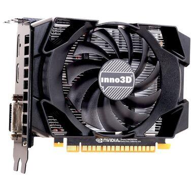Видеокарта 4Gb Inno3D GeForce GTX 1050Ti Compact, GDDR5 (N105T-1SDV-M5CM), RTL