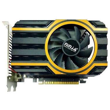 Видеокарта 4Gb Ninja GeForce GTX 750Ti 128Bit GDDR5 DFI/HDMI/CRT (NK75TI045F) RTL