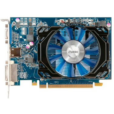 Видеокарта 2Gb HIS AMD Radeon R7 240 iCooler GDDR3 VGA/DVI/HDMI/ (H240F2G) RTL