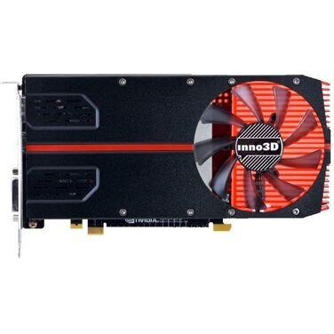 Видеокарта 2Gb Inno3D GeForce GTX 1050 1-Slot GDDR5 (N10502-1SDV-E5CM) RTL
