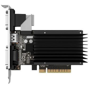 Видеокарта 1Gb PCI-E Palit GeForce GT 710 64bit DDR3 PA-GT710-2GD3H oem