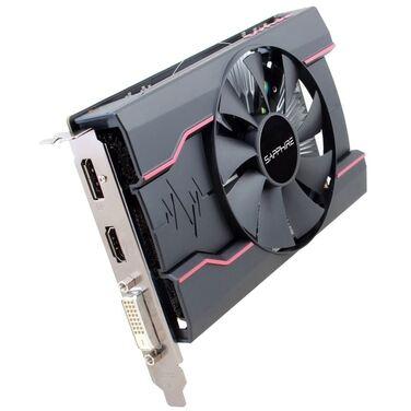 Видеокарта 2Gb Sapphire Pulse Radeon RX 550 GDDR5 HDMI/DVI-D/DP, RTL (11268-03-20G)