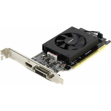 Видеокарта 2Gb Gigabyte GeForce GT 710 GV-N710D5-2GL DDR5 DVI/HDMI/D-SUB RTL