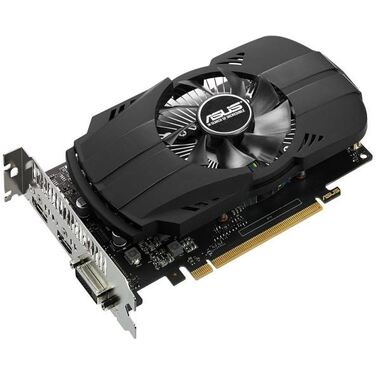 Видеокарта 4Gb Asus GeForce GTX 1050 Ti PH-GTX1050TI-4G RTL