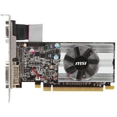 Видеокарта 1Gb MSI AMD Radeon HD 6450 R6450-MD1GD3/LP, GDDR3, 64bit, 1xDual-link DVI/HDMI/D-SUB, LP