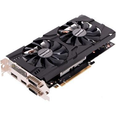 Видеокарта 6Gb Inno3D GeForce GTX 1060 TwinX2, GDDR5, 192-bit, Dual DVI + HDMI + DP (N106F-5SDN-N5G)