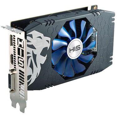 Видеокарта 2Gb HIS AMD Radeon RX 560 GREEN iCooler OC 2G, HS-560R2SCNR, RTL